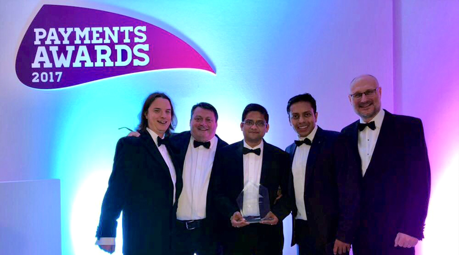 Payments Innovation of the Year 2017