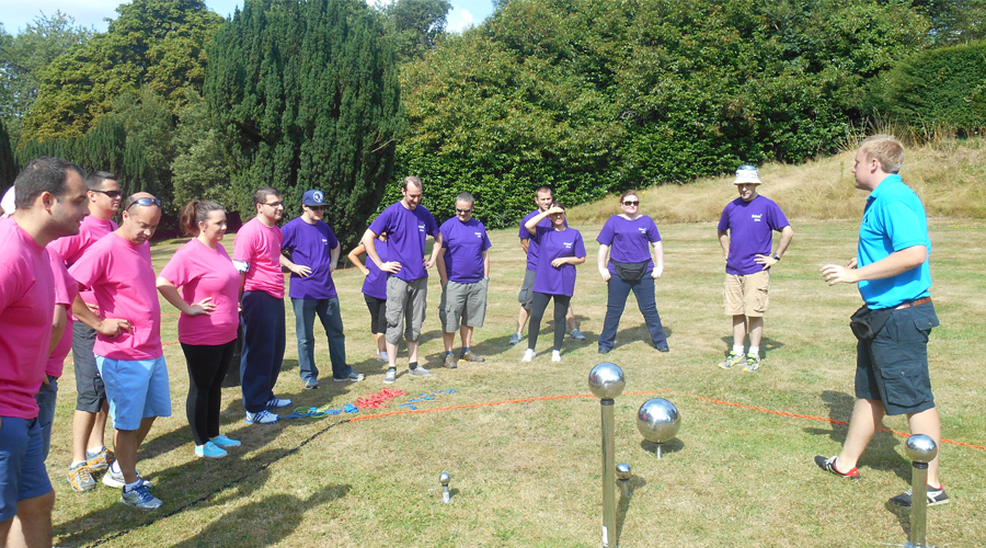 Mental and Physical Agility At Our Summer Day Out