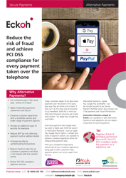 Alternative Payments Datasheet