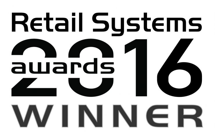 Retail Systems Award Winner