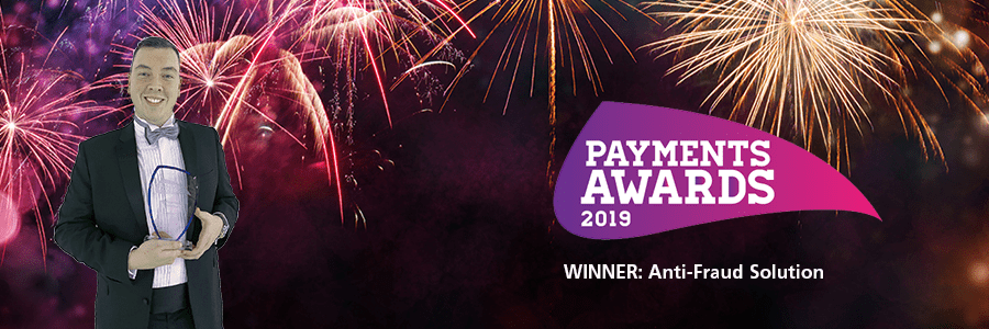 Payments award win 900