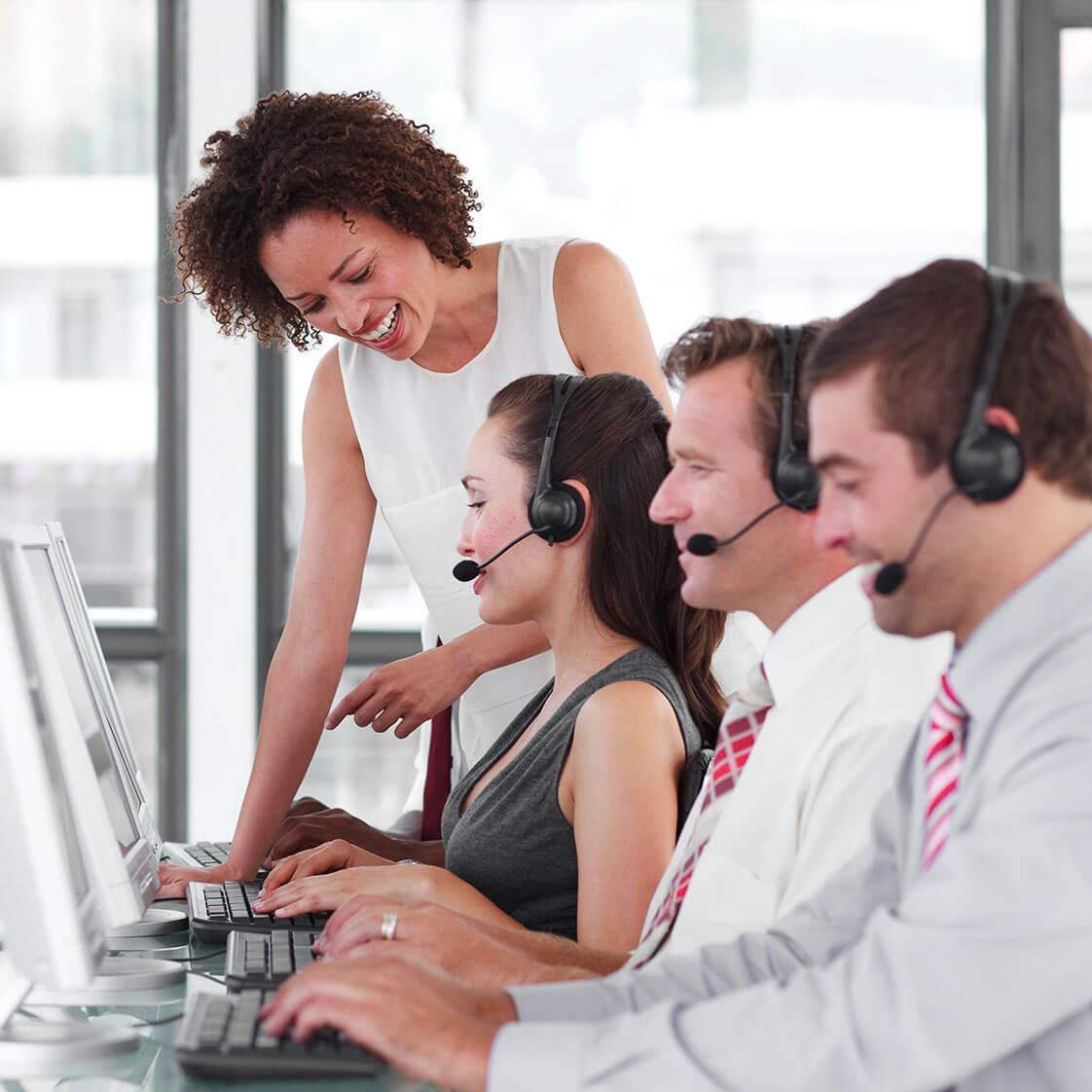 Avaya Phone System | UK Help & Support Service | Eckoh