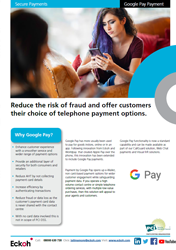 Google Pay Payment  2019