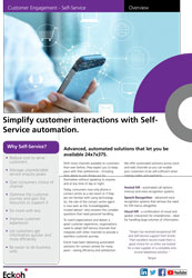Self-Service Overview
