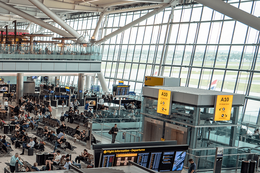 Customer engagement solutions to today's airport challenges