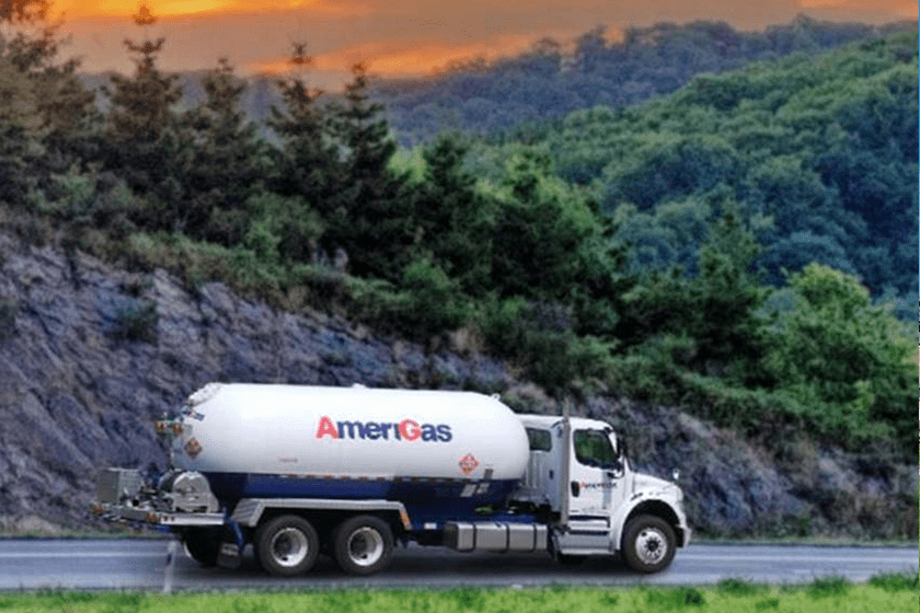 Demonstrating that customer payments are as secure as their propane gas deliveries