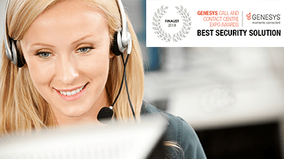 Eckoh shortlisted for Call & Contact Centre Expo Award