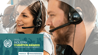 Eckoh nominated as a Contact Centre World Industry Champion