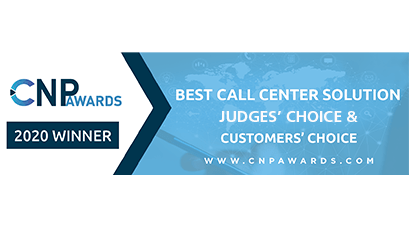 Eckoh's security solution CallGuard wins twice at the Card Not Present Awards 2020