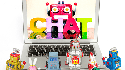 Chatbots – is it love at first click?
