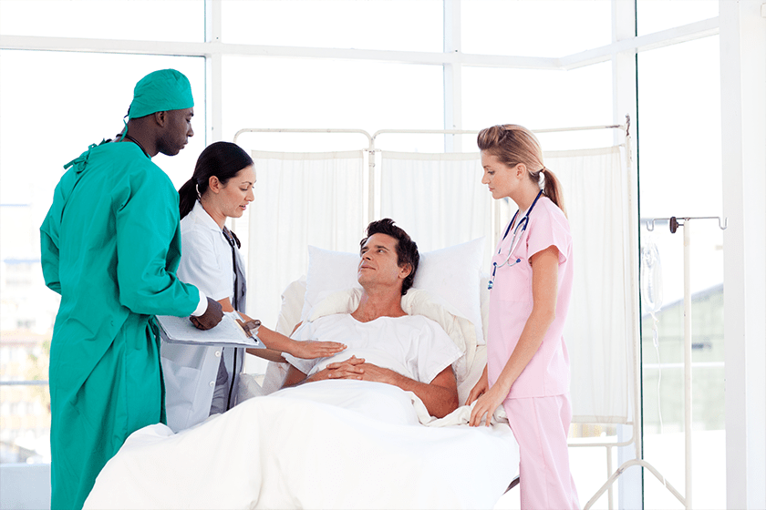 Securing payment and improving customer satisfaction for health insurer