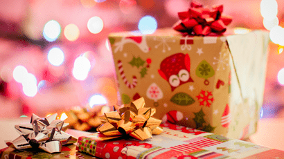 Christmas Gifts for Keech Hospice Kids