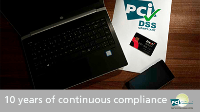 PCI DSS version 4 release coincides with Eckoh's compliance anniversary