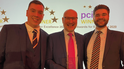 CallGuard wins for the fourth year in a row at the PCI Excellence Awards