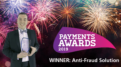 Eckoh's Secure Payment Portfolio wins the Anti-Fraud Solution of the Year 2019