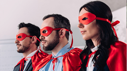 Why Web Chat agents are super-heroes