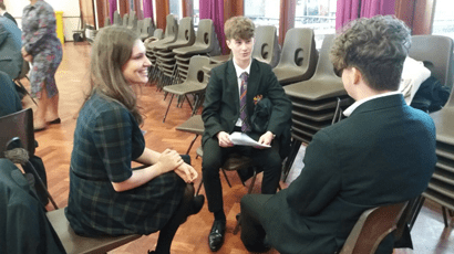 Eckoh Helps Local Pupils Get Ready for the World of Work