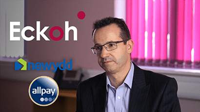 allpay and Eckoh celebrate the success of their syndicated PCI DSS payment solution
